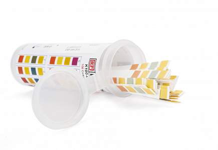 Test Strips for Water Treatment