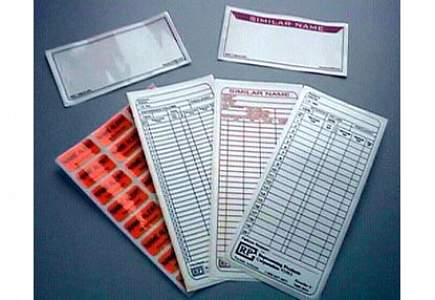 Dialyzer Labels & Bar Code Protectors