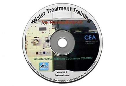 Water Treatment Training for Hemodialysis on Multi-Media CD-ROMs
