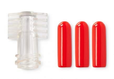 Port Caps for Reprocessed Dialyzers & Accessory Products